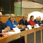 Clara Aguilera brinda su apoyo al sector del algodón en la presentación de la Alianza Europea del Algodón