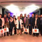 Visita de la Asociación Rural de Andalucía (ARA) al Parlamento Europeo