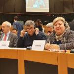 """Clara Aguilera: """"La pesca europea necesita un Fondo Marítimo y Pesquero que responda a sus demandas"""""""