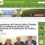 Las cooperativas de Francia, Italia y España defienden el sistema de ayudas a las Organizaciones de Productores de Frutas y Hortalizas