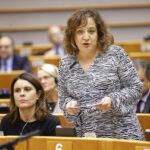 """Iratxe García: """"El Pacto Verde señala el camino que Europa y el mundo necesitan recorrer"""""""