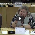 Clara Aguilera – Intervención ante el comisario de Agricultura