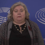Clara Aguilera – Mensaje de apoyo al sector del olivar