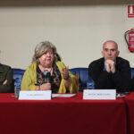 """Clara Aguilera: """"Vamos a trabajar para que la futura PAC atienda las preocupaciones y necesidades del campo extremeño"""""""