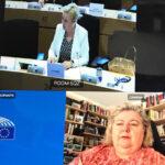 """Clara Aguilera: """"La gestión de la oferta para aceite de oliva es una herramienta crucial para el sector"""""""